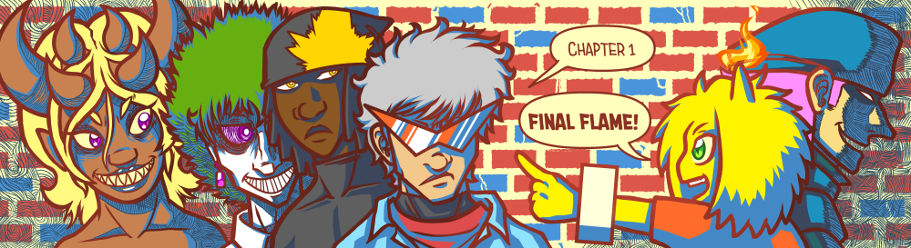 Act 1 Chapter 1 Banner