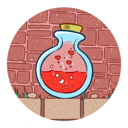 Encircled Illustration 004