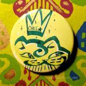Lucky Green Ches FieStar Button Day