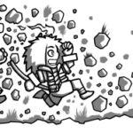 Mage Punks Running