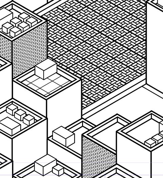 Isometric Perspective WIP