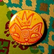 The First Ches Star Button